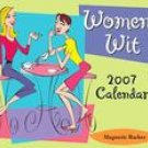 WOMENS WIT 2007 MINI DESK CALENDAR