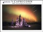 CAPRICORN-STARLINES 2007 WALL CALENDAR