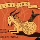 CAPRICORN -2007 MINI DESK CALENDAR