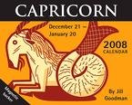 CAPRICORN-2008 MINI DESK CALENDAR