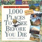1,000 Places to See Page-A-Day 2008 Desk Calendar