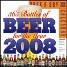365 Bottles of Beer Page-A-Day 2008 Desk Calendar
