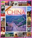 365 Days in China 2008 Wall Calendar