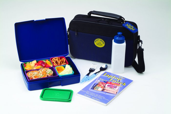 Laptop Lunch System