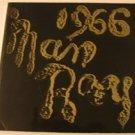 Man Ray 1966 Art Exhibition Catalog Los Angeles Museum of Art