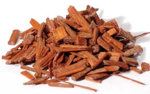 1lb Red Sandalwood Chips