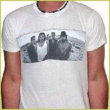 U2 Joshua Tree Tour Shirt