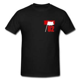 U2 War Tour Red Rocks Shirt