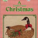 Designs by Gloria & Pat, A Gordon Fraser Christmas Cross Stitch book