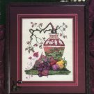 Oriental Vase Cross Stitch pattern