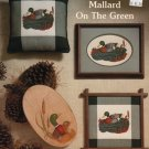 Mallard On The Green Cross stitch leaflet