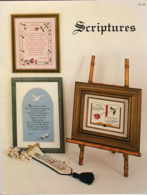Scriptures Cross Stitch Patterns
