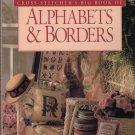 Better Homes & Gardens Cross Stitchers Big Book of Alphabets & Borders