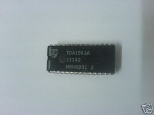 Audio DAC IC TDA1541A (Well Recycled)
