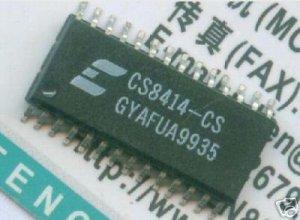 CS8414-CS Digital Audio Interface Receiver IC 1 PC