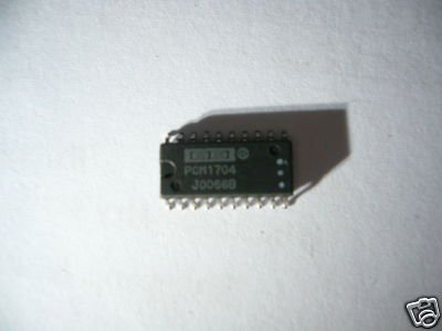 DAC IC PCM1704