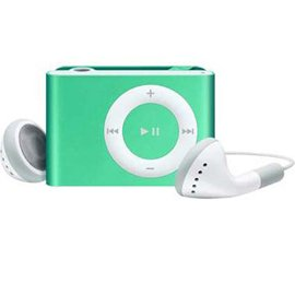 iPod Shuffle holds 240 songs on 1 GB of storage