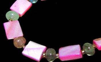 SHimmering PINK Bracelet