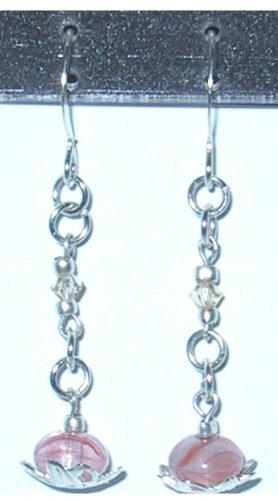 Hangin Pierced Earrings