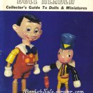 Doll Reader Collector's Guide to Dolls and Miniatures Featuring Walt Disney Pinocchio 1981