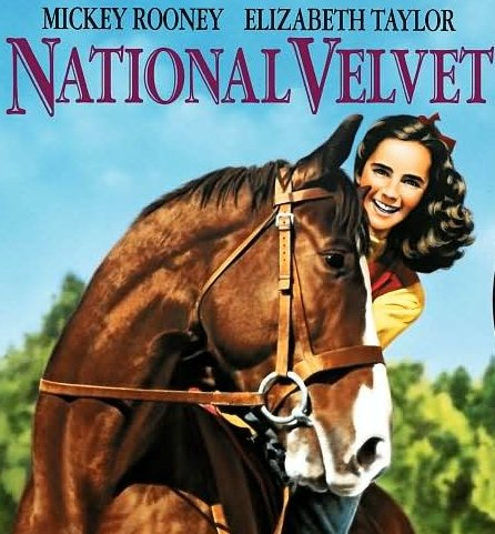 National Velvet 50th Anniversary Edition VHS