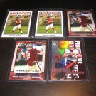 Lot of 5 Matt Ryan Rookie Cards