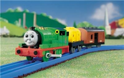 PERCY trackmaster train Tomy Thomas The Tank Engine