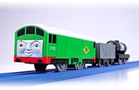 BOCO battery train Tomy Thomas The Tank Engine