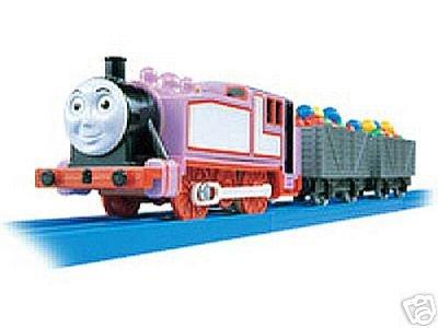 ROISE battery train Tomy Thomas The Tank Engine