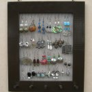 Hand Painted brwon Jewelry Display Rack