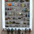 NEW BIG SIZE cream Shabby Chic Jewelry Display