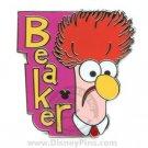 WDW - Cast Lanyard Hidden Mickey 2007 Series 2 - Muppet Collection - Beaker