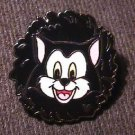 DISNEY PINS NEW FIGARO BLACK CAT HIDDEN MICKEY 2008 PIN