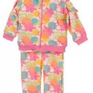 Vitamins Infant Girl's Terry Jogging Set