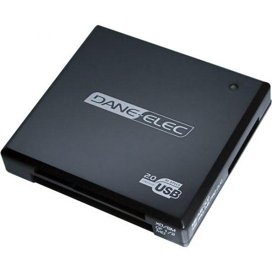 Dane-Elec 15-In-1 Memory Card Reader