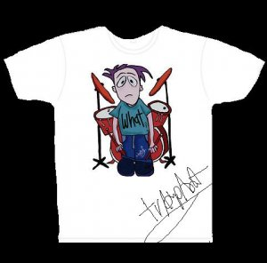 Johnny the Drummer - T-Shirt's