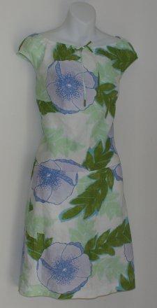 Ann Taylor Tropical Skirt Set - Size 4