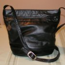 Vintage Stone Mountain Leather Bucket Style Handbag * SOLD