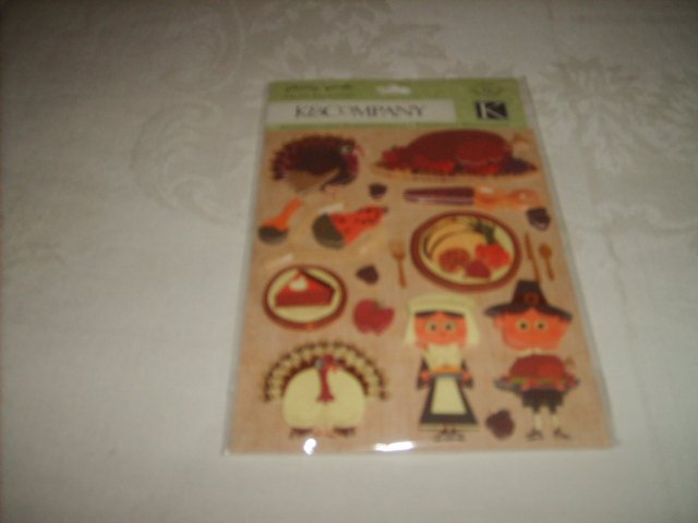 K&COMPANY    EMBELLISHMENTS  ( STICKERS)