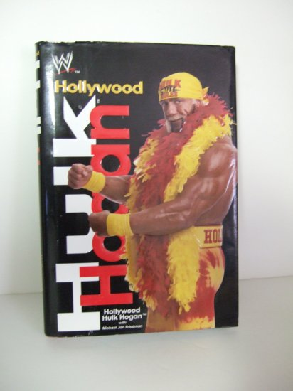 The Hulk Hogan with Michael Jan Friedman