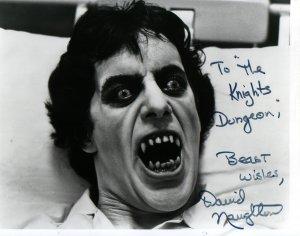 David Naughton An American Werewolf in London