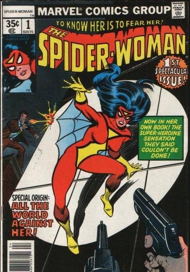 SPIDER-WOMAN # 1