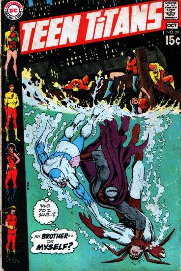TEEN TITANS # 29