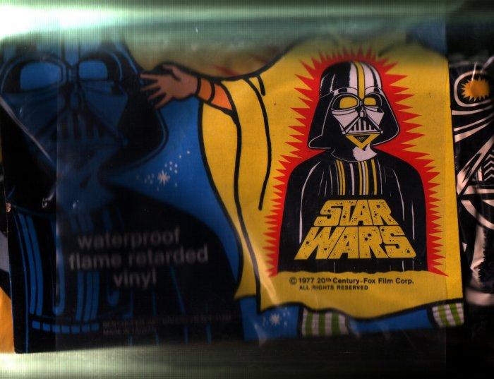 Vintage 1977 Star Wars Darth Vader Ben Cooper Poncho