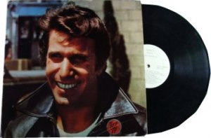 Fonzie Favorites - Happy Days  1976 LP record