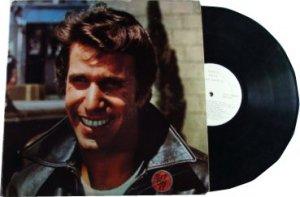 Fonzie Favorites - Happy Days  1976 LP record