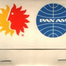 VINTAGE PAN AM AIRLINES MATCHBOOK