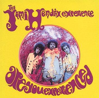 Jimi Hendrix Experience Are You Experienced? ALBUM