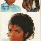 MICHAEL JACKSON Tattoos (US Thriller-Era)