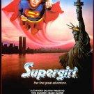SuperGirl LASERDISC 1984